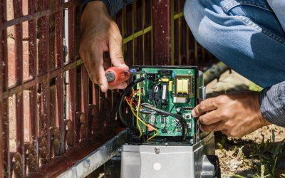 Guía para la instalación de portones automáticos