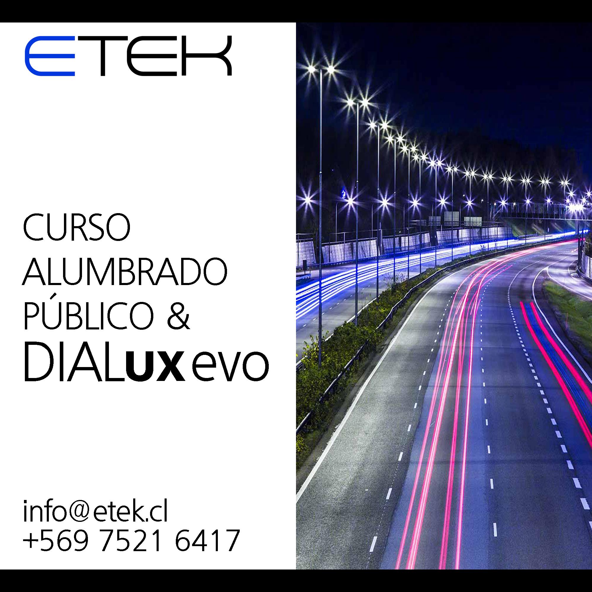 CURSO AP DIALUX EVO 05
