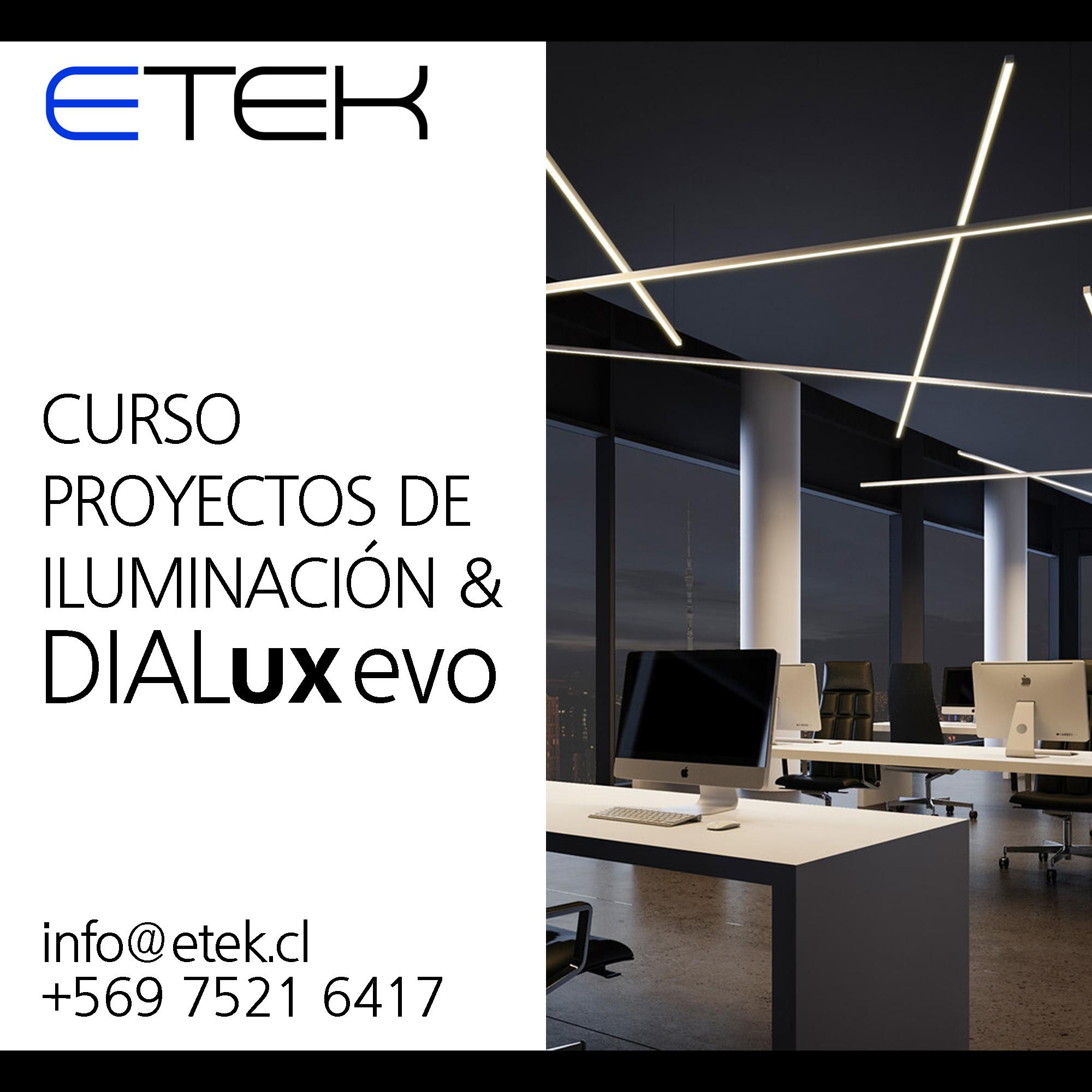 CURSO DIALUX EVO 05